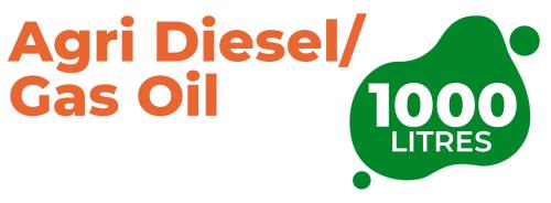Agri Diesel / Gas Oil (1000 Litres)