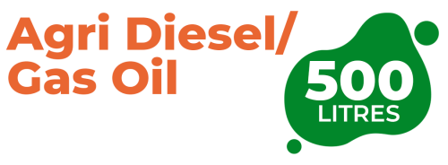 Agri Diesel / Gas Oil (500 Litres)