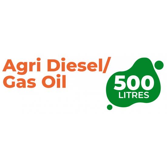 Agri Diesel / Gas Oil (500 Litres) Agri Diesel / Gas Oil